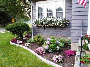 Flower Bed Plans by Simple Flower Bed Designs 3503