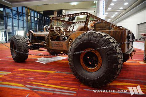 hauk designs sema 2015 sema hauk designs rock rat jeep