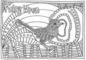 Aboriginal Australian Animal Outlines by Quizzes Guringai Festival