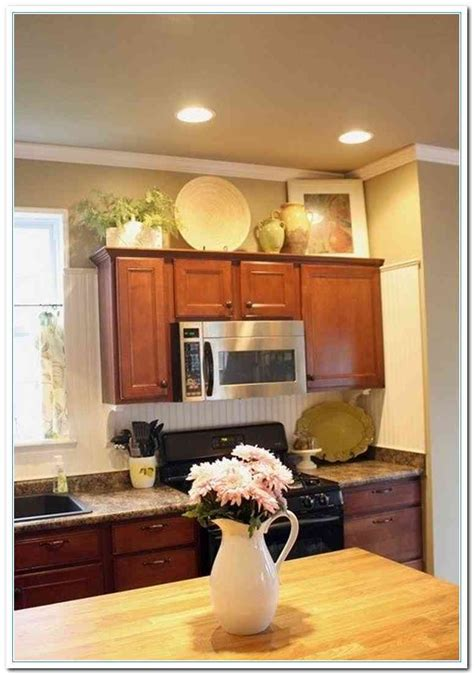 ideas to decorate a kitchen home decor above cabinet decorating ideas bronze kitchen