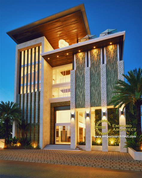 Desain Bangunan jasa arsitek desain hotel ar rayyan kerobokan bali