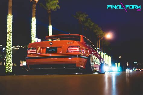 e36 inpro lights rize bmw e36 coupe led lights form usa