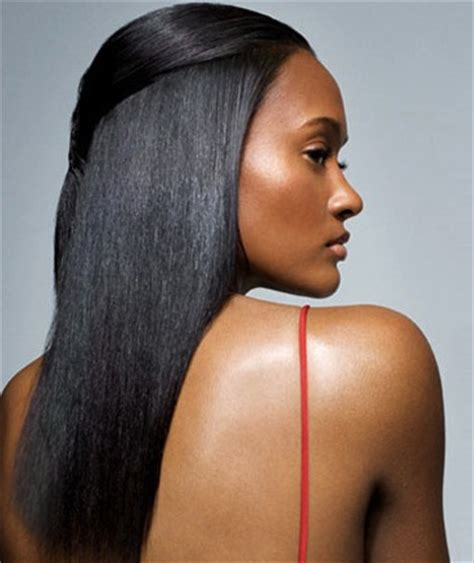 hairstyles for relaxed afro caribbean hair the best nutress products for healthy relaxed hair