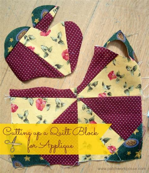 Patchwork Posse - applique with becky from patchwork posse national sewing