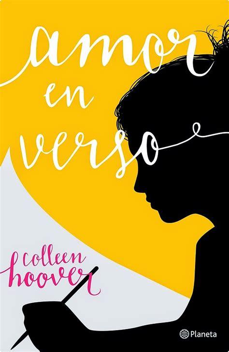 libro amares rese 241 a amor en verso colleen hoover my magic books