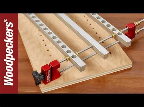 Router Shelf Pin Jig by Router Forums Use Router To Make Shelf Pin Holes