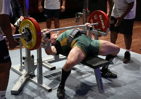 forza bench press powerlifting