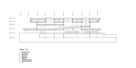 f section gallery of dokk1 schmidt hammer lassen architects 29