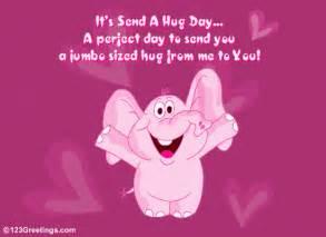 a jumbo sized hug free warm hugs ecards greeting cards 123 greetings