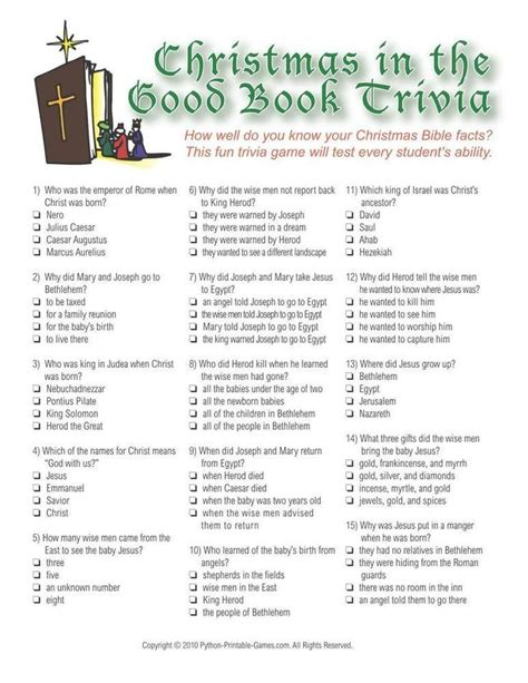 best christmas trivia facts 43 best images about printable on discover more ideas about new