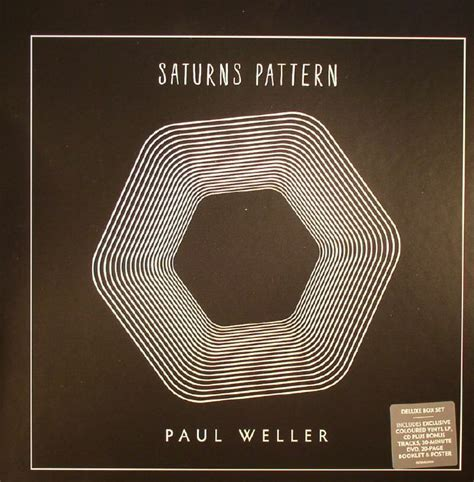 paul weller saturns pattern japanese edition paul weller saturns pattern deluxe edition vinyl at juno