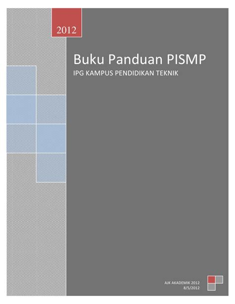 panduan buku log chargeman ao buku panduan akademik 2012 by faridah hanim yahya issuu