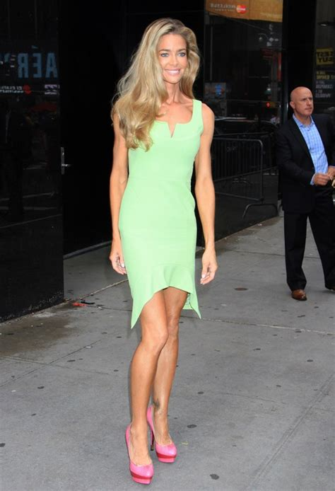 denise richards this morning denise richards gossip latest news photos and video