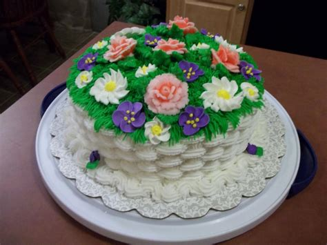 Flower Cake Decorations Ideas by Cake Decorating With Flowers Trendy Mods