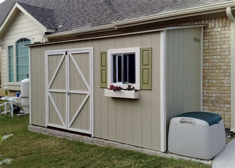Attaching A Shed To A House by Storage Sheds Attached To House Images Pixelmari