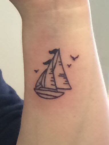 sailboat tattoos 25 best sailboat tattoos ideas on sail