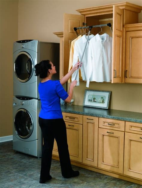 Rev A Shelf Laundry by Sliding Door Window Treatments Spaces Modern With