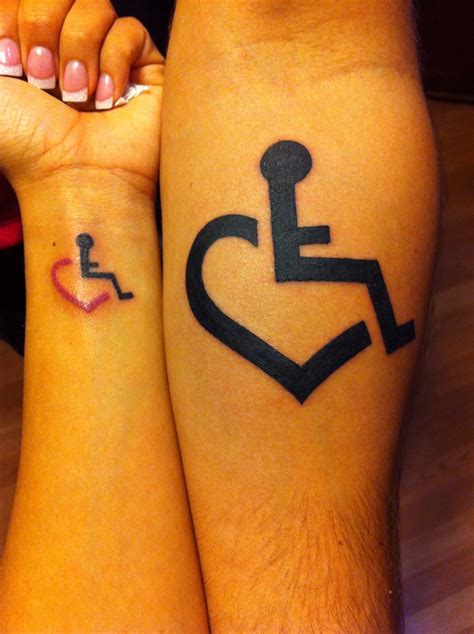 wheelchair tattoo designs 3e empower embrace educate this tatoo would be