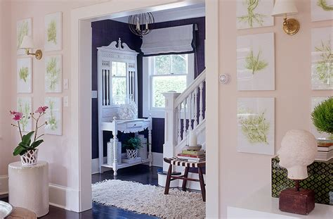 colorful entryway wallpaper designer entryway ideas to steal