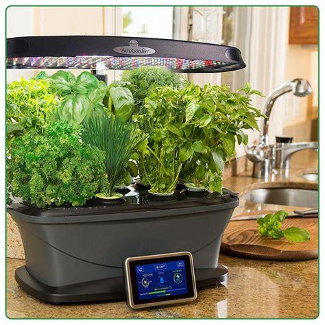 Areo Garden by Aerogarden Bounty With Gourmet Herb Seed Pod