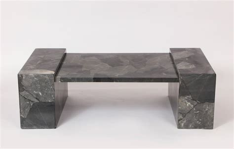 Coffee Tables Marble And Granite Muller Faux Marble Coffee Table Painted Lacquer