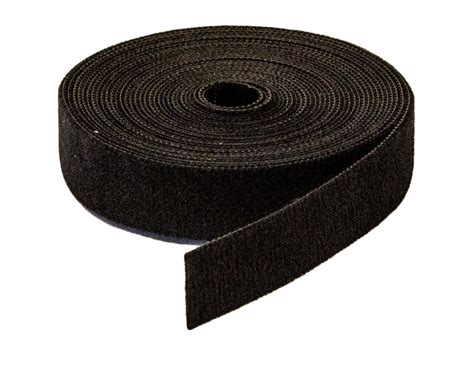3 4 quot inch roll hook loop velcro reusable cable ties