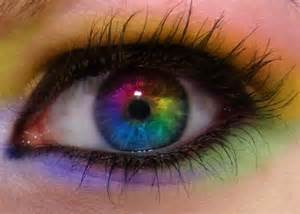 rainbow colored contacts cool contacts lenses rainbow search make up