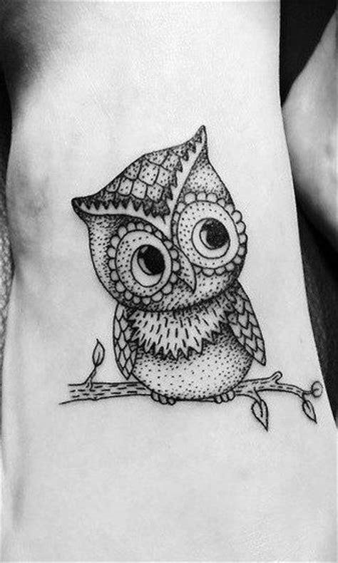 owl tattoo black and white black and white owl tattoo tattoomagz