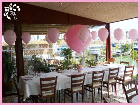 como decorar para un bautizo www imagenesmy decoraci 243 n con globos de un bautizo eleyce eventos valencia