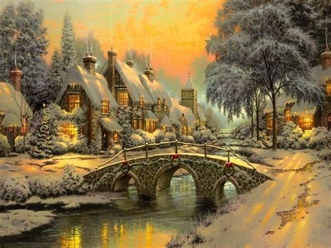 best christmas painting wallpapers christmas wishes