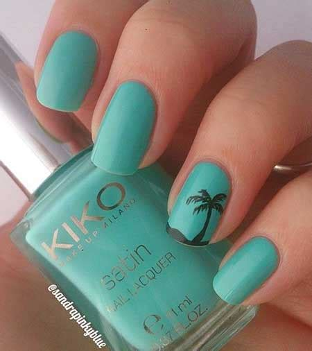 good nail color for the beach 2017 s best beach nail designs