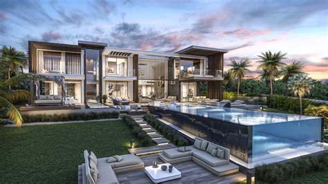 architecture construction luxury villa in benahavis