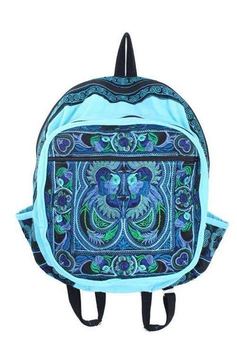 Backpack Tribal Blur a boho style backpack