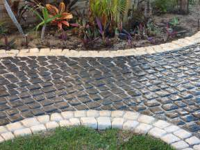 Garden Paths Made With Pavers » Ideas Home Design