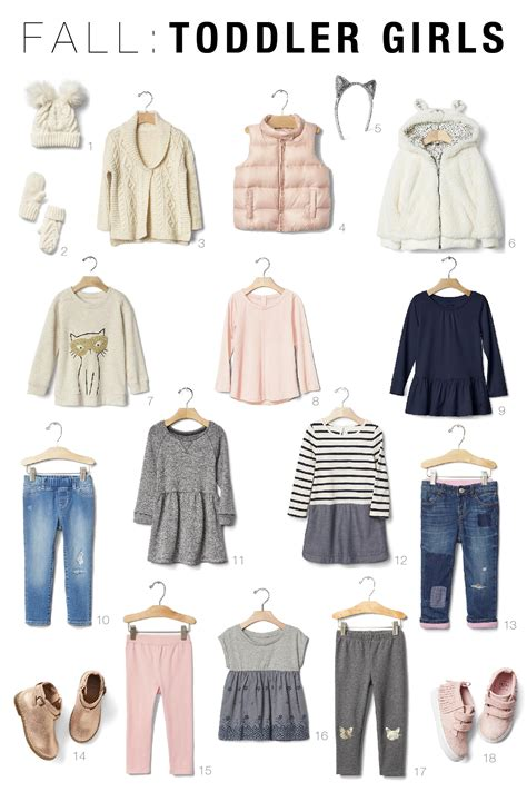 Toddler Wardrobe by Fall Capsule Wardrobes For Toddlers And