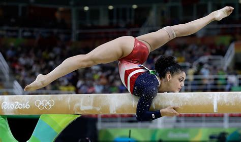 hot female olympic gymnast rio olympics usa s golden night chloe goodman si