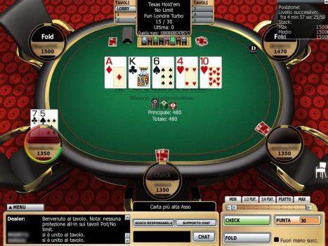 poker rooms   migliori siti  poker  bonus  italia