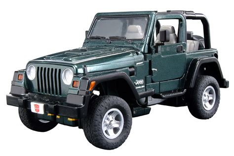 jeep toy hound jeep wrangler transformers toys tfw2005