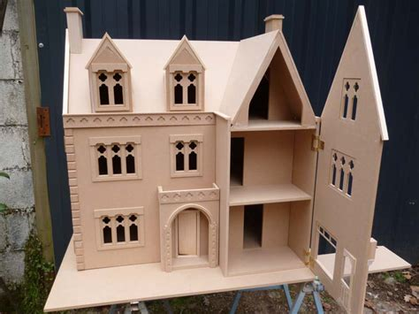 gothic dolls house the draycott gothic house and shop dolls house direct
