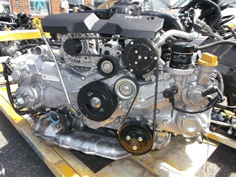 how do cars engines work 2006 subaru tribeca electronic valve timing jdm subaru fb25 brand new engines and auto transmission complet kit forester ebay