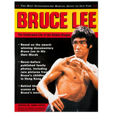 biography of bruce lee book bruce lee the celebrated life of the golden dragon book