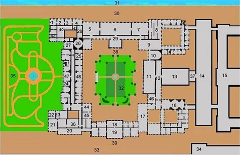 winter palace floor plan winter palace