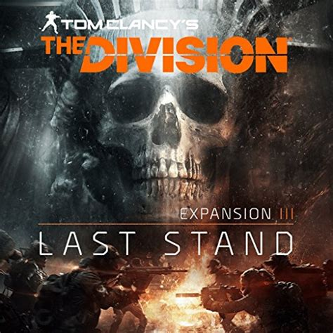 Bd Ps4 The Division tom clancy s the division last stand ps4 digital code