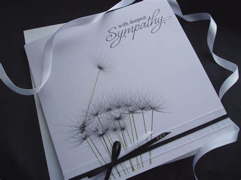 Handmade Sympathy Cards Verses - handmade sympathy card dandelion handmade cards pink posh