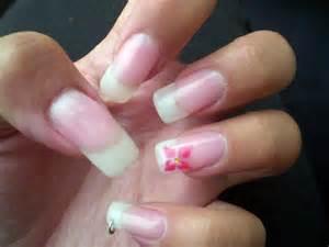 trendy gel nails art