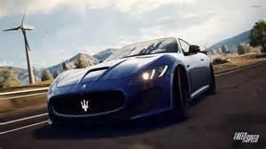 Maserati Granturismo Speed Maserati Granturismo Need For Speed Rivals 2