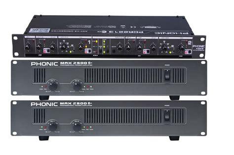 Crossover Phonic Pcr 2213 Plus echipamente profesionale dj 238 n bra陌ov djdani