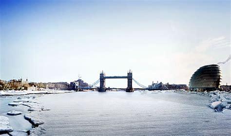 thames river frozen future london snow on a frozen thames visitlondon com blog