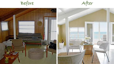 how to update wood paneling whitewash wood paneling makeover before and after best