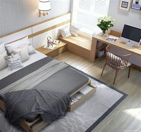 modern small bedroom 25 best ideas about beds on bed ideas